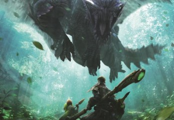 Monster Hunter 4 Ultimate key art