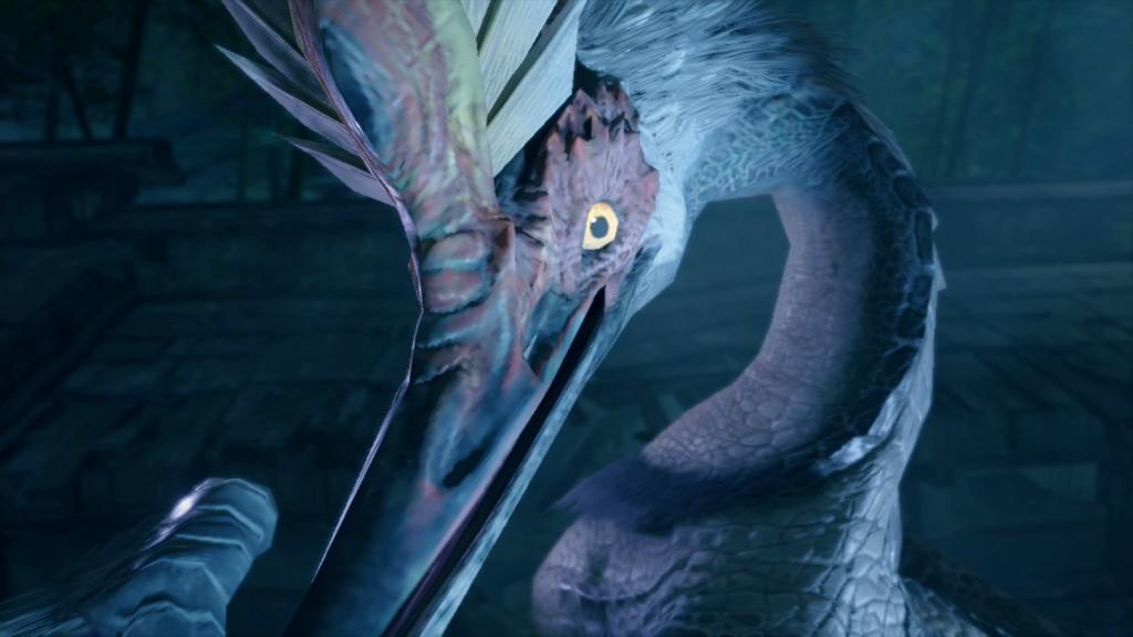 Monster Hunter Rise Aknosom