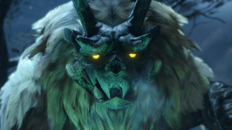 Monster Hunter Rise Goss Harag