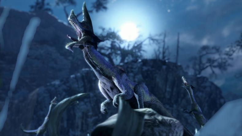 Monster Hunter Rise Great Baggi
