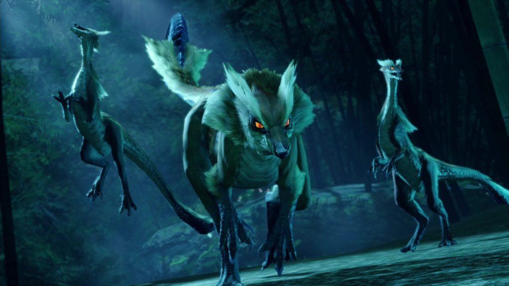 Monster Hunter Rise Great Izuchi