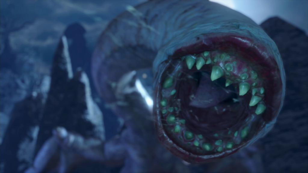 Monster Hunter Rise Khezu