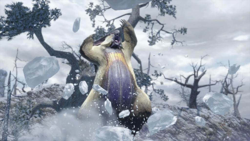 Monster Hunter Rise Lagombi
