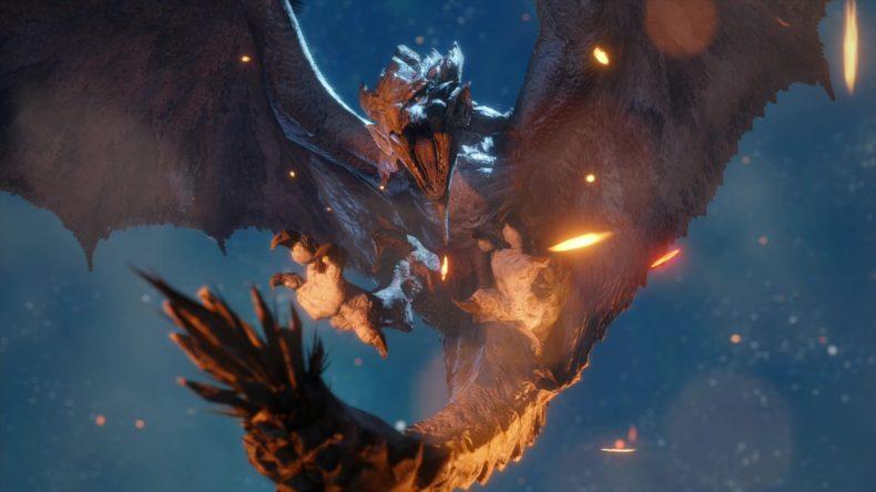 Monster Hunter Rise Rathian