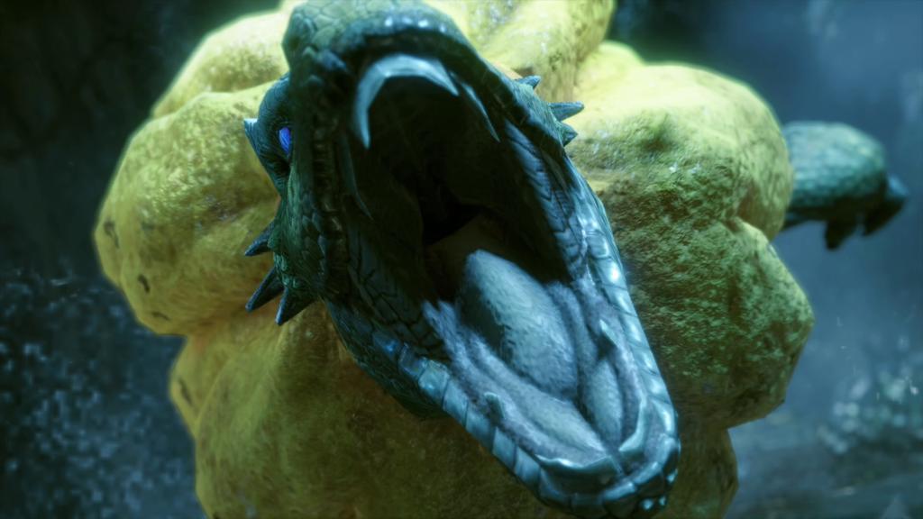 Monster Hunter Rise Royal Ludroth