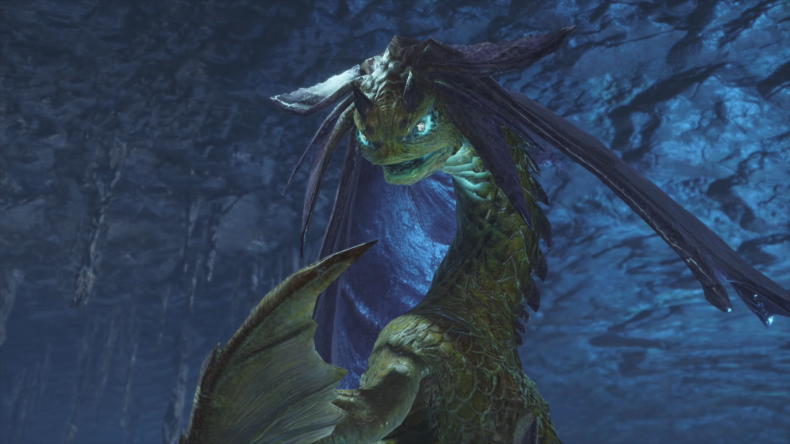 Monster Hunter Rise Somnacanth