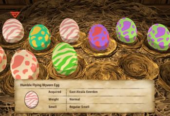 Monster Hunter Stories 2 Rare Egg