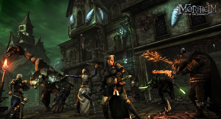 Mordheim screenshot