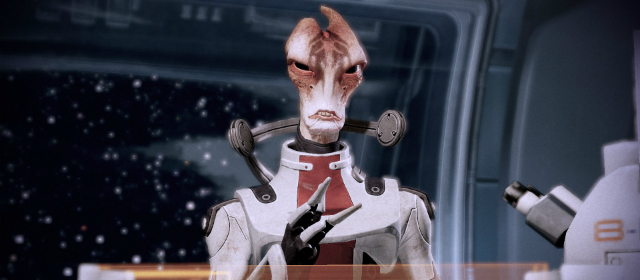 Character Select: Mordin Solus