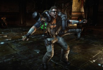 Mortal Kombat X Preview Johnny Cage
