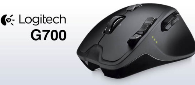 Logitech G700 Wireless Gaming Mouse Review