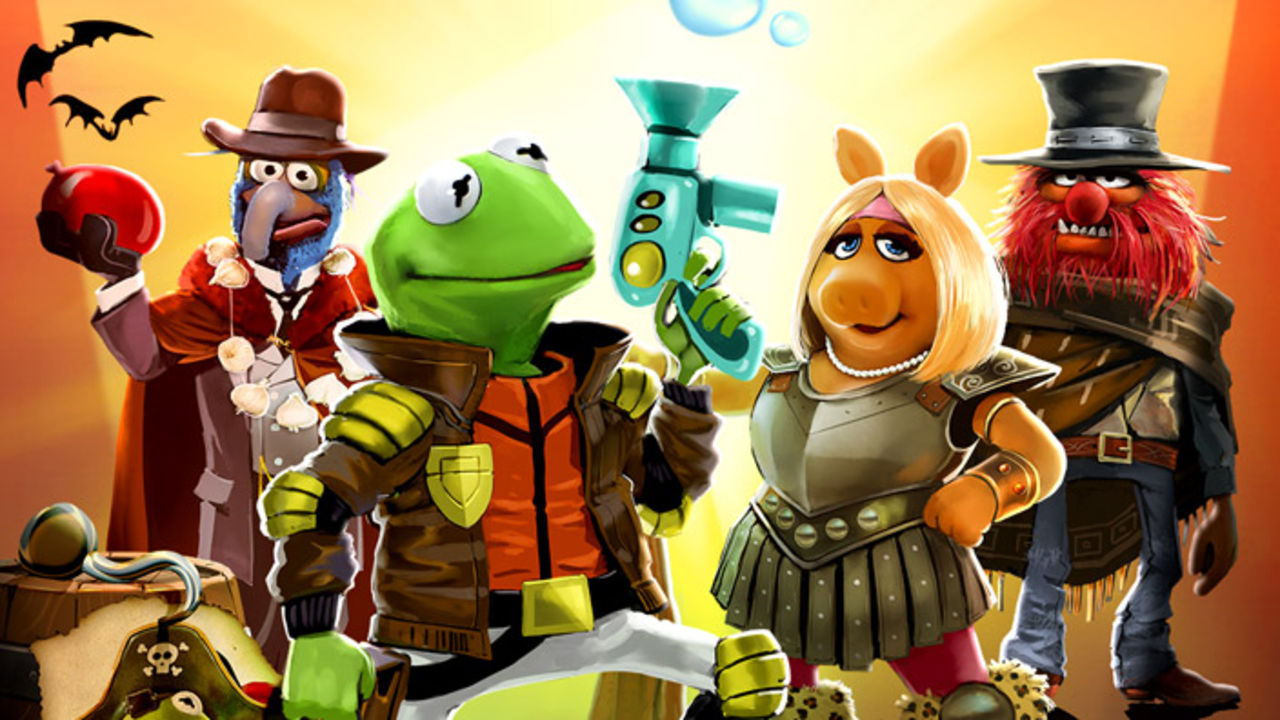 Muppets Movie Adventures Review