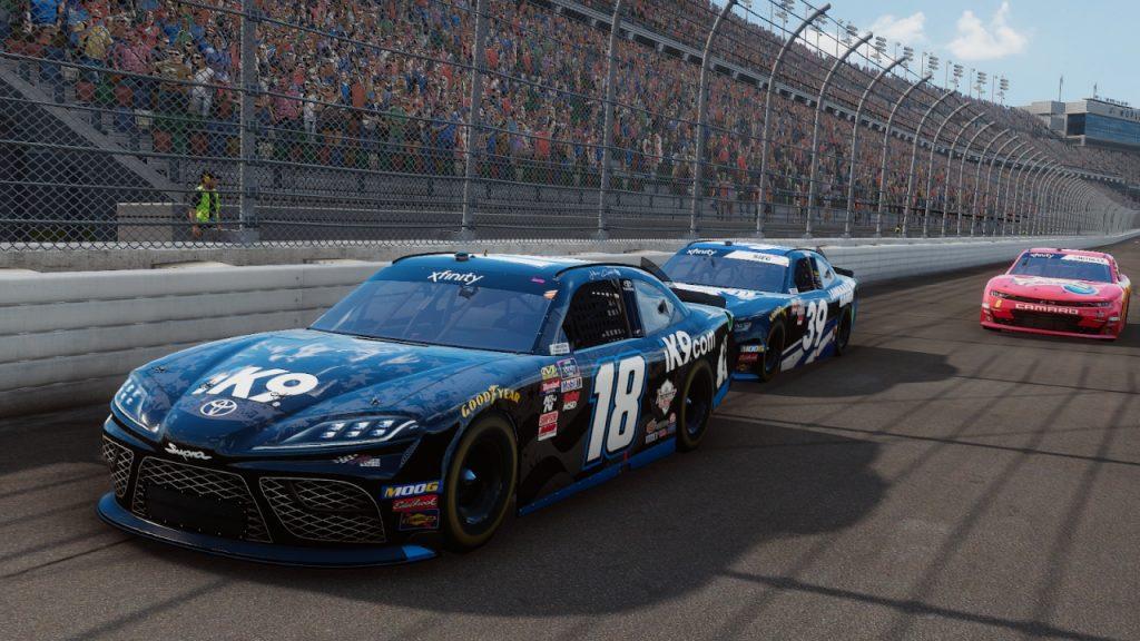 NASCAR HEAT 4 review 1024x576 - 5 Game Balap PlayStation 4 Terbaik di 2020, Penuh Tantangan