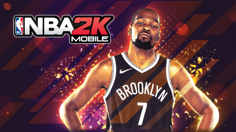 NBA 2K Mobile Kevin Durant