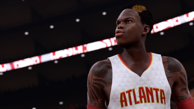 NBA 2K16 ps4 review