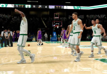 NBA 2K22 Arcade Edition launching on October 19th exclusively on Apple Arcade