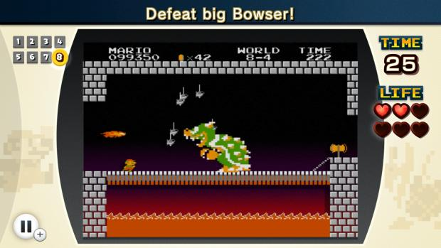 NES Remix Big Bowser