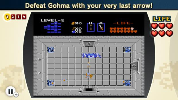 NES Remix Zelda