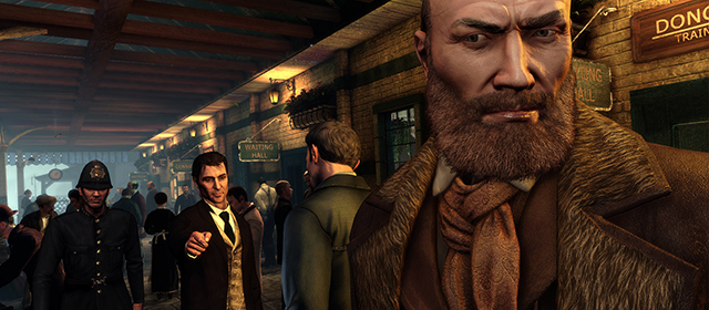 Sherlock Holmes Game Crimes & Punishments Gets Trailer