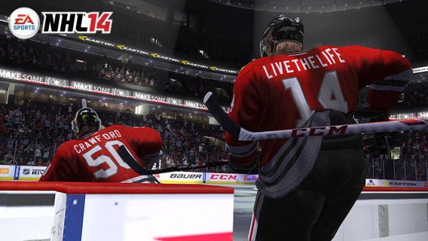 NHL 14 B