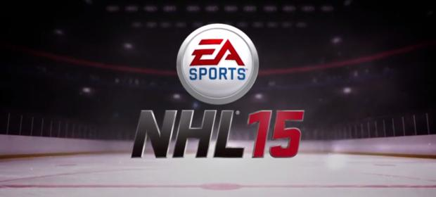 NHL 15 Announced, Coming this Fall