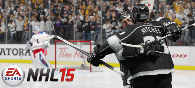 NHL 15 Review featured