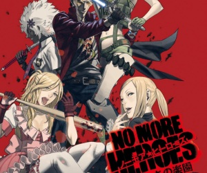 No More Heroes: Heroes' Paradise Review