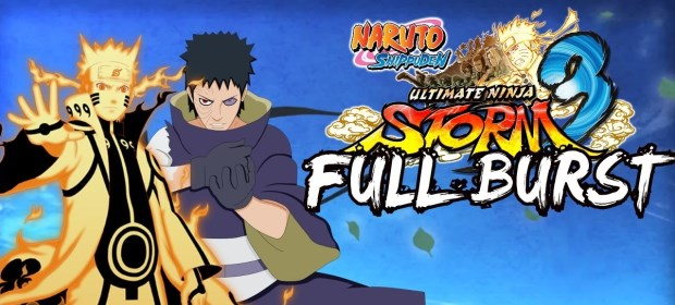 Naruto Full Burst Review