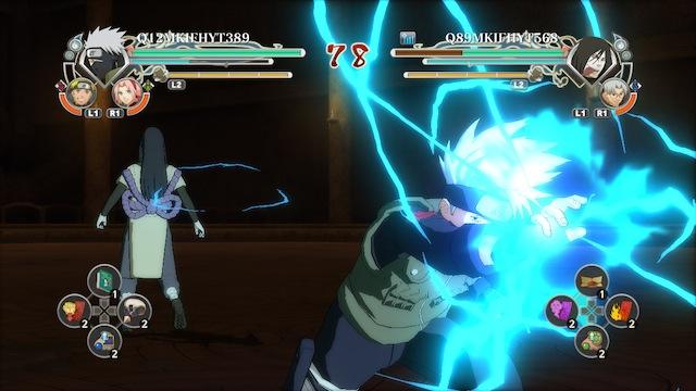 Naruto - Screenshot 1