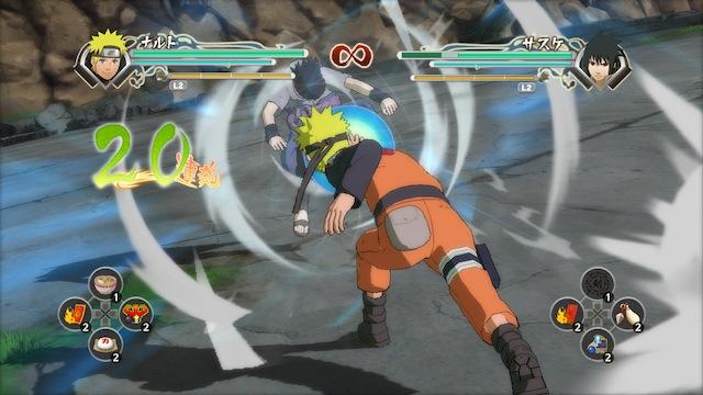 Naruto - Screenshot 4