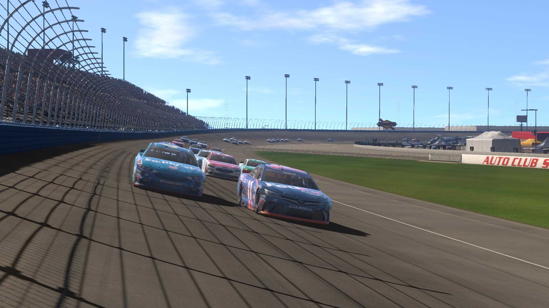 Nascar Heat Evo screenshot ps4