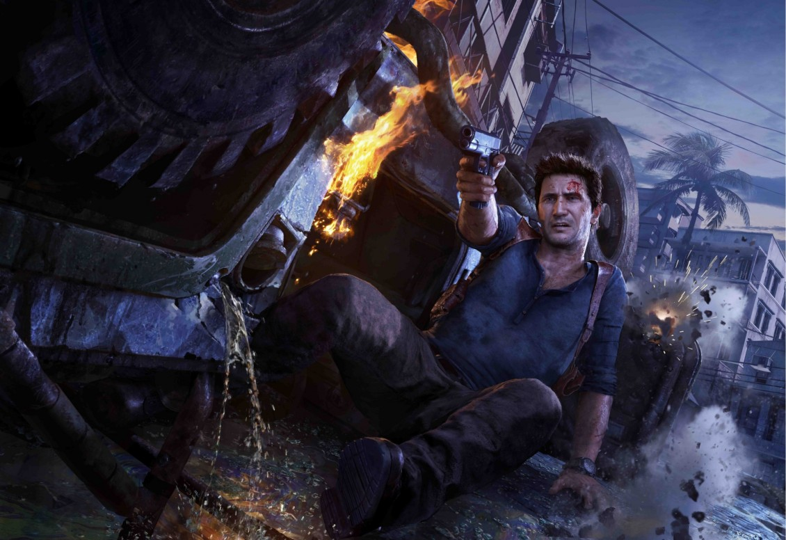 The Uncharted Series Greatness From Small Beginnings