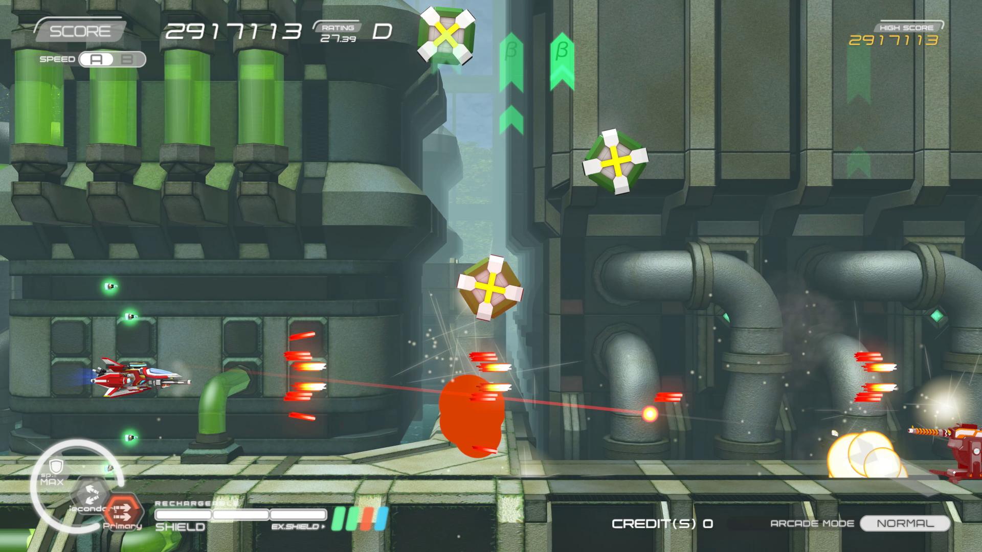 A screenshot from Natsuku Chronicles