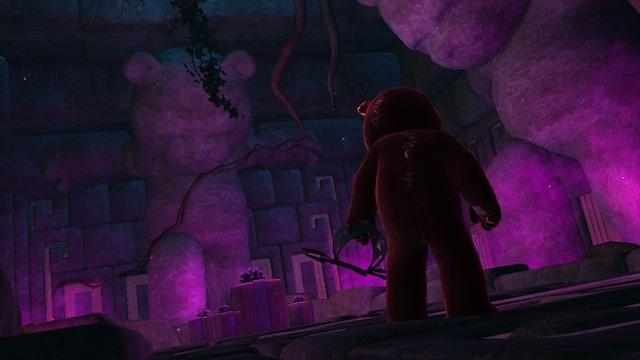 Naughty Bear: Panic in Paradise - Screenshot 03