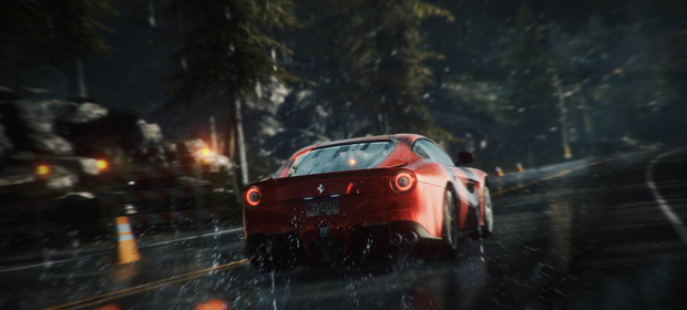 Need For Speed Rivals Featured