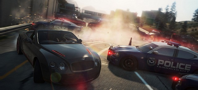 Need for Speed: Most Wanted Leads the Charge on PlayStation Plus for August