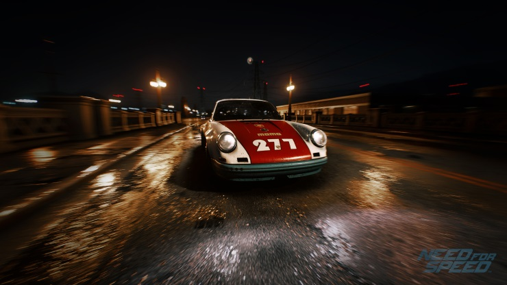 Need for speed preview screenshot