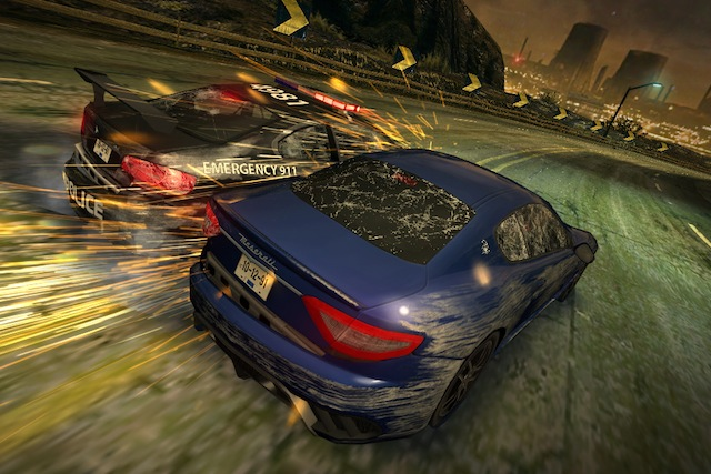 Need for Speed: Most Wanted - Screenshot 01