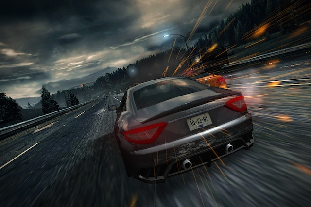 Need for Speed: Most Wanted - Screenshot 02