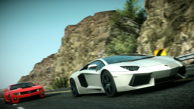 Need for Speed: The Run - Lamborghini In Front
