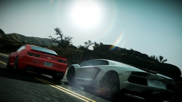Need for Speed: The Run - Lamborghini Overtake