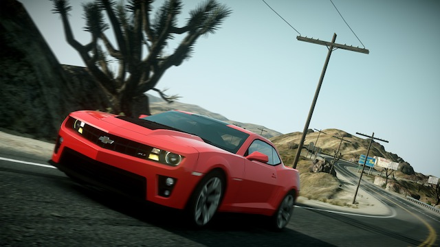 Need for Speed: The Run - Sexy Mustang