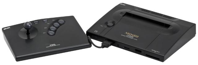 Neo-Geo Console