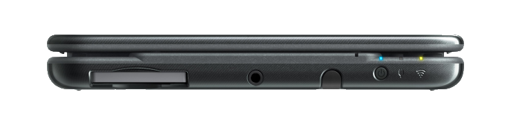 New 3DS side view