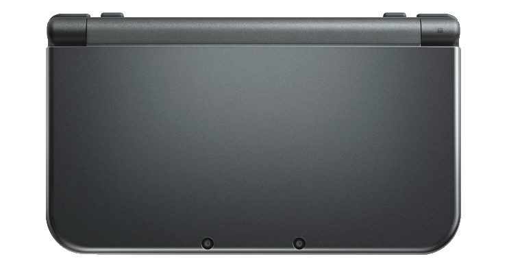 New 3DS top view