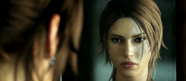 Character Select: Lara Croft
