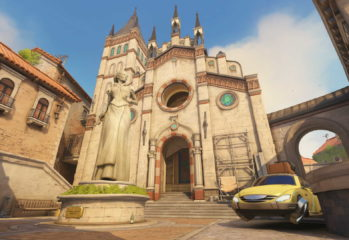 New Overwatch Malevento map available now in free-for-all Deathmatch mode
