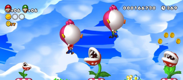 New Super Mario Bros U Featured