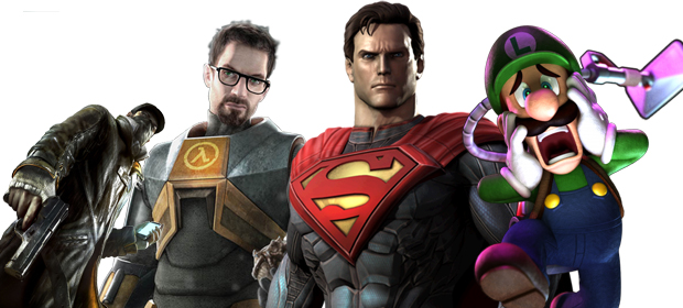 Newsround #20 (07/10/13) – Half-Life 3, Injustice on PS4 and GTA V is Still Very Popular