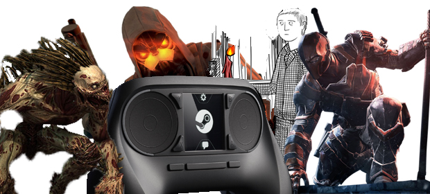 Newsround #15 (30/09/13) – Steam Controller, Neverending Nightmares Kickstarter Success and Frail Batman